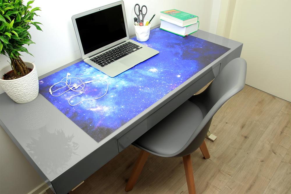 Schreibtischunterlage Weltraum / Weltall