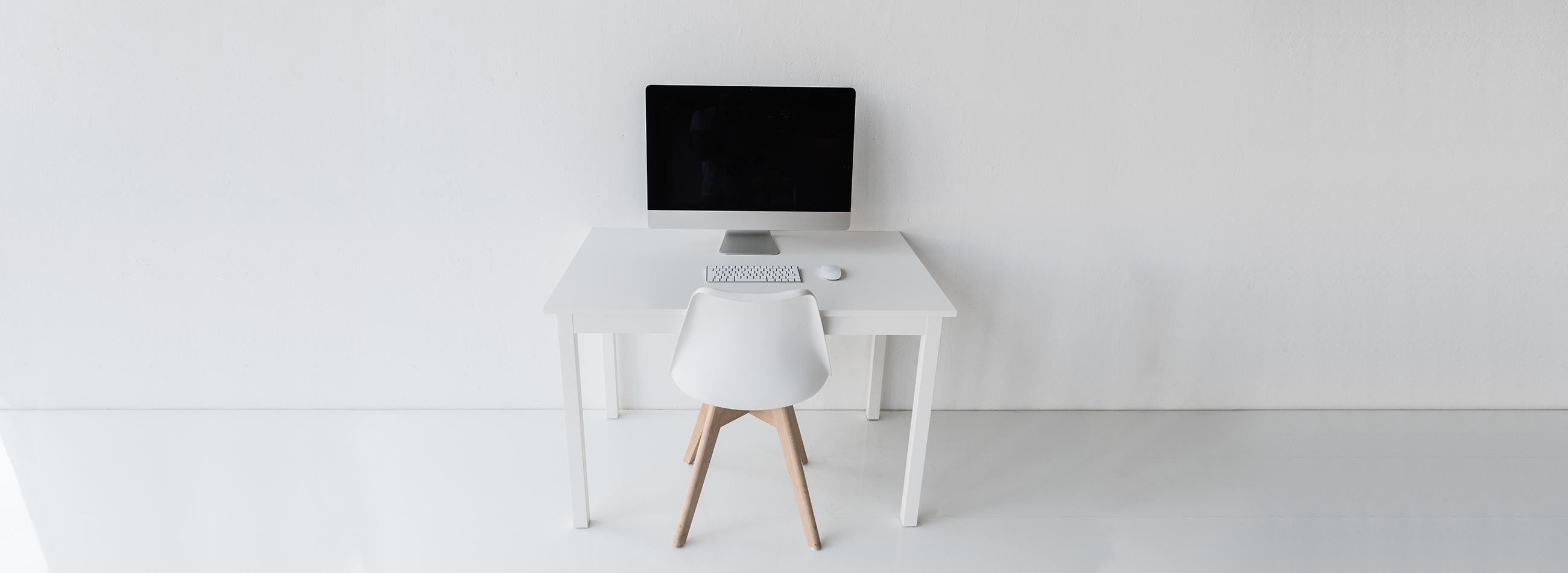 Keine Schreibtischunterlage