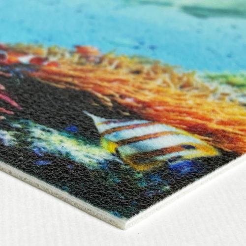 Schreibtischunterlage Nach Maß (strukturierte Oberfläche)