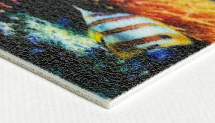 Strukturiertes Material
